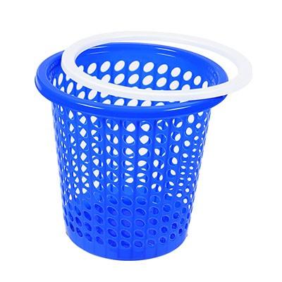 快乐猫KLM-TS103纸篓加厚款塑料垃圾桶