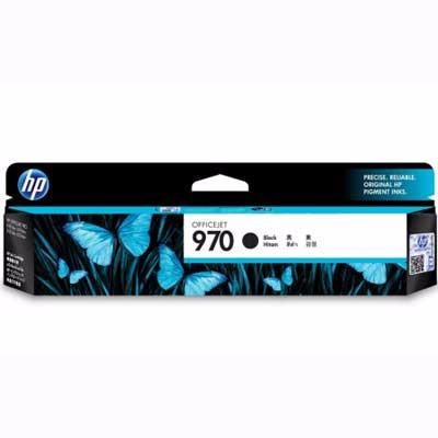 惠普970黑色墨盒CN621AA