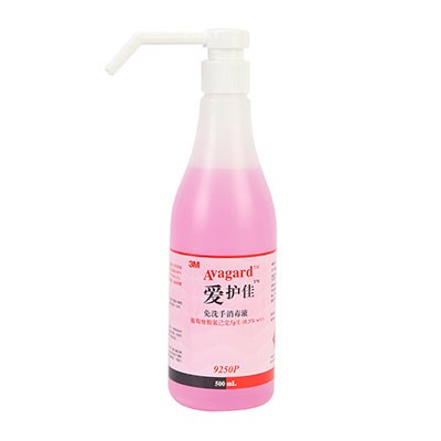 3M消毒洗手液500ml瓶装9250P