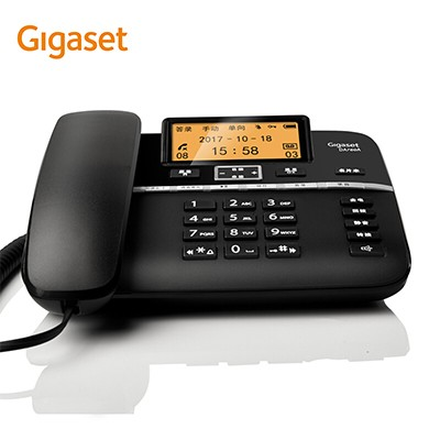 集怡嘉Gigaset DA760A录音电话机