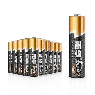 南孚LR6AA 碱性电池30粒/盒