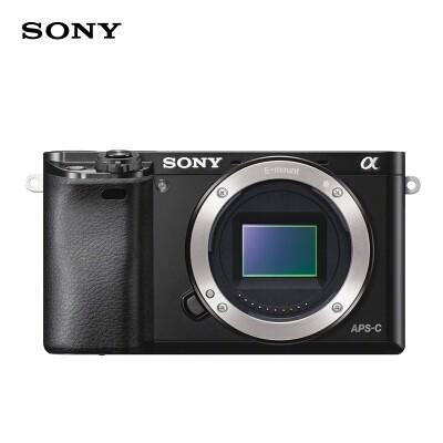 索尼ILCE-6000数码单反相机
