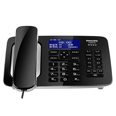 飞利浦CORD495录音电话机
