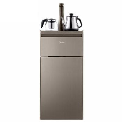 美的YR1625S-X饮水机立式办公温热型高端下置式智能童锁饮水器