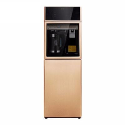 美的JD1358S-NF饮水机立式冷热制冷纳虑过滤直净饮机