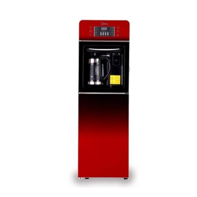 美的JD1359S-NF饮水机立式冰热制冷型超滤沸腾胆净饮机