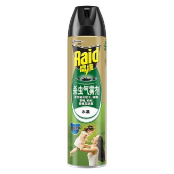 雷达佳儿护杀虫气雾剂水基无香600ml单瓶装