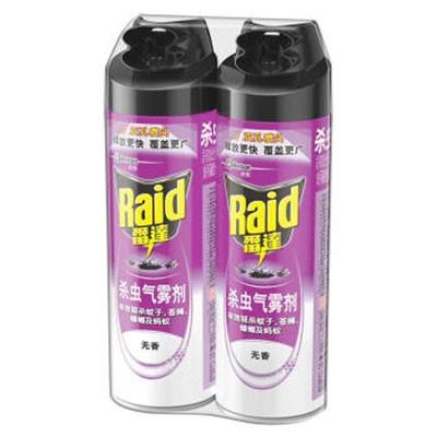 雷达杀虫气雾剂无香550ml单瓶装