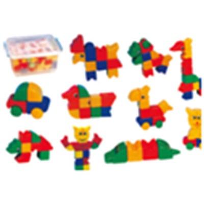 智高乐ZGL-16296A幼儿磁性拼块