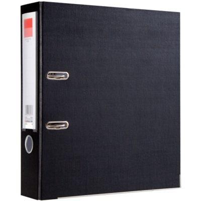 齐心A106N加强型快劳夹A4文件夹黑色单只装