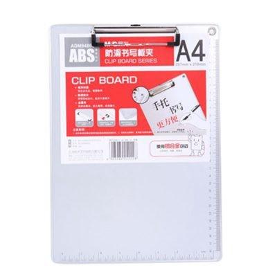 晨光防滑A4板夹ADM94863单个装