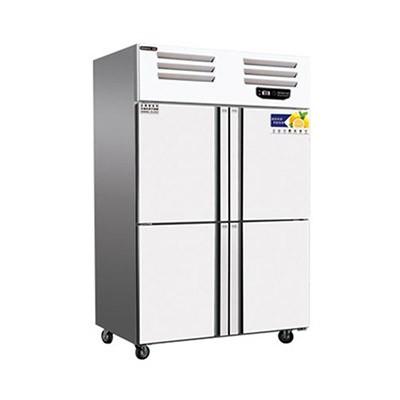 美厨BF4四门单温冰箱