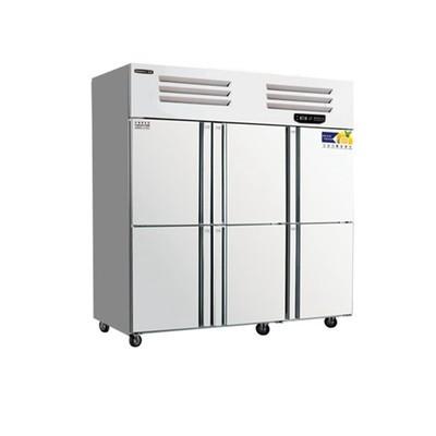 美厨BF6六门单温冰箱