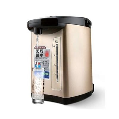 美的PF709-50T电热水瓶304不锈钢5L