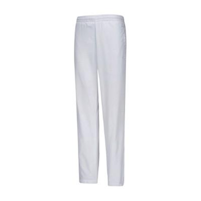 李宁运动长裤直筒版男AYKN181-1白色4XL