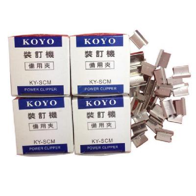 KOYO小号推夹补充夹KY-SCM-30枚/盒