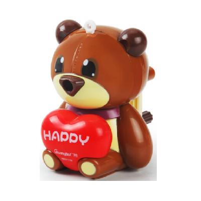 广博抱抱熊削笔机单个装XBQ9778