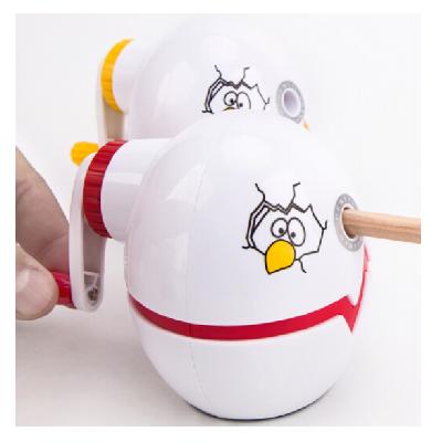 广博自动进铅手摇削笔机破壳蛋XBQ97006