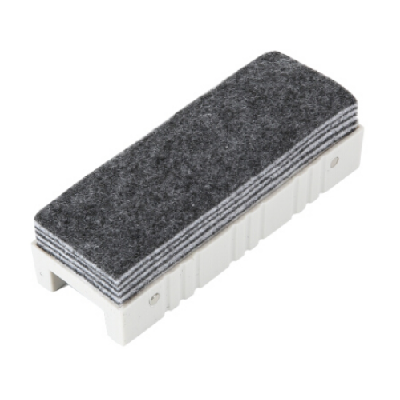 晨光135*50mm多层可撕白色背板白板擦单个装ASC99381
