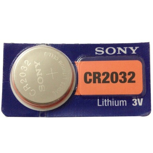 索尼CR2032纽扣电池单粒