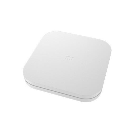 小米盒子4S wifi双频 智能网络盒 白色