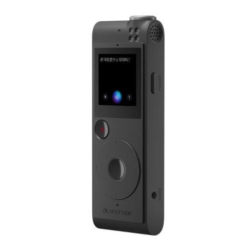 科大讯飞SR101 AI智能录音笔 16G+云储存 星空灰