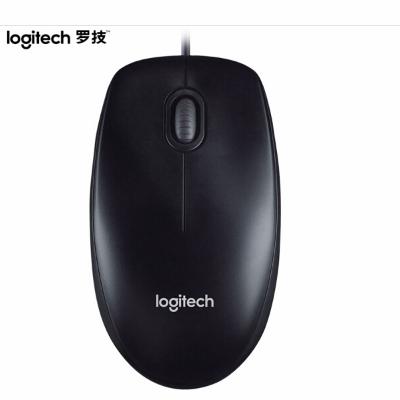 罗技M90有线鼠标