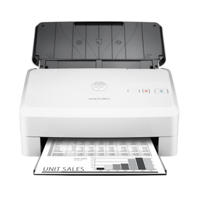惠普HP ScanJet Pro 3000 s3便携