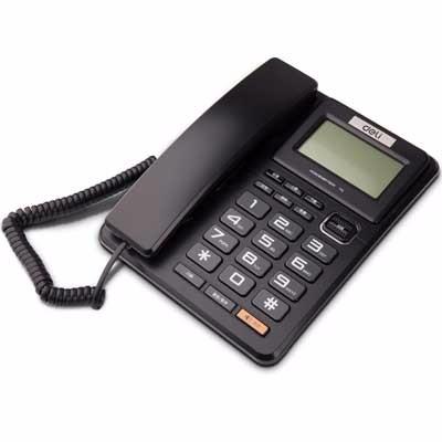 得力 773电话机